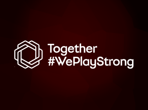 Together we play strong